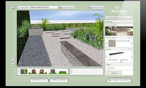 Программа для ландшафтного дизайна garden-visualizer