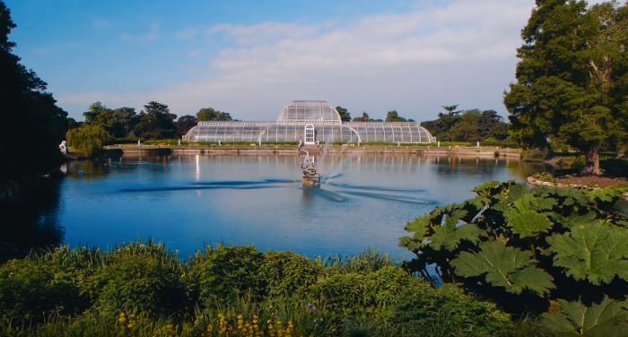 Королевские ботанические сады в Лондоне